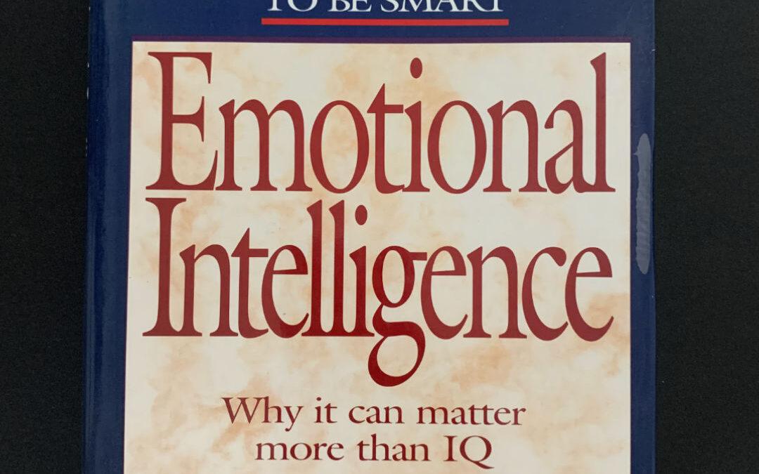 Book: Emotional Intelligence